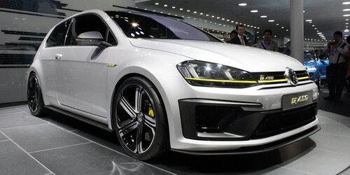 В серии Volkswagen появится самый быстрый Golf