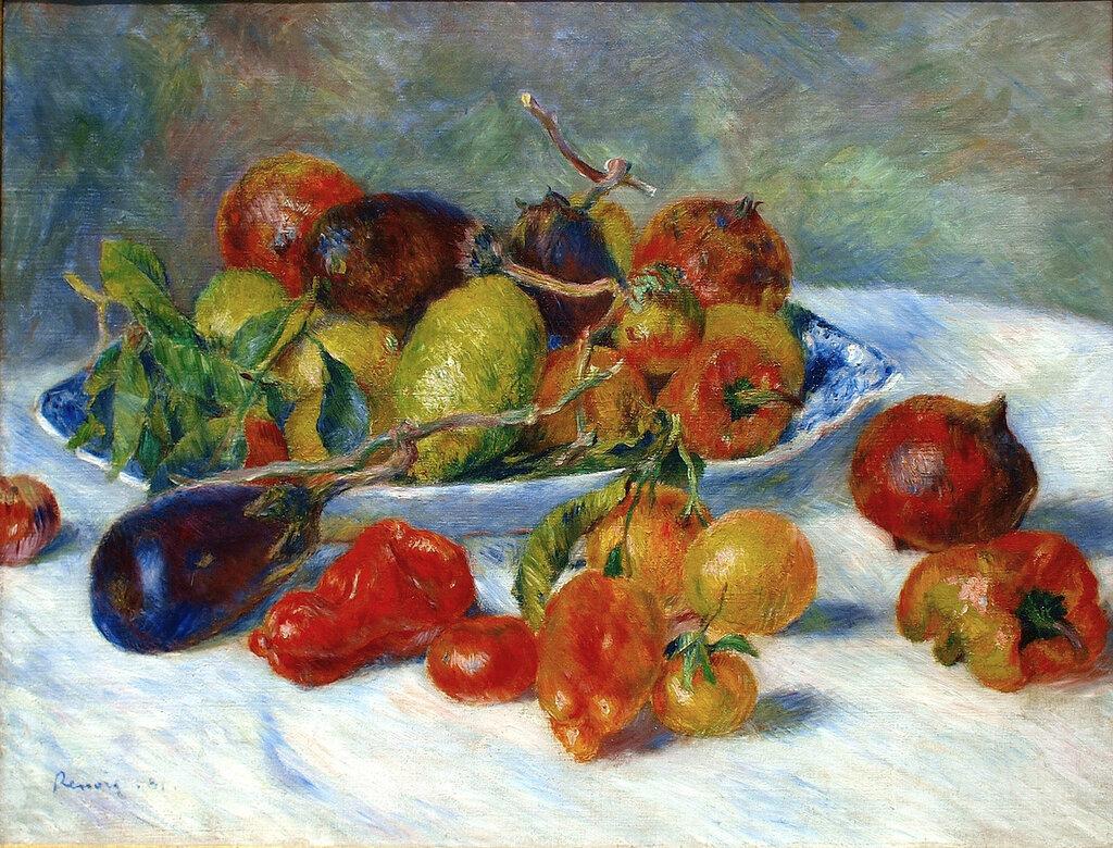Fruits of the Midi, 1881.jpg