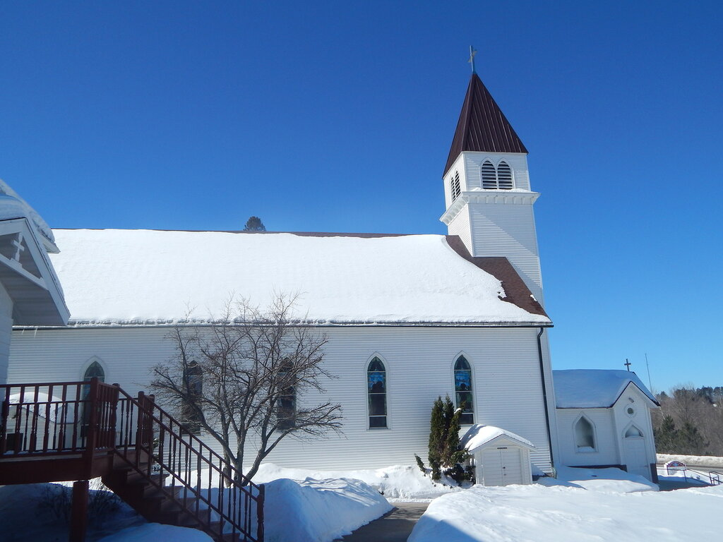 The churche's