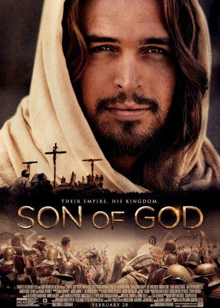 ��� ����� / Son of God (2014) HDRip / BDRip 720p / 1080p