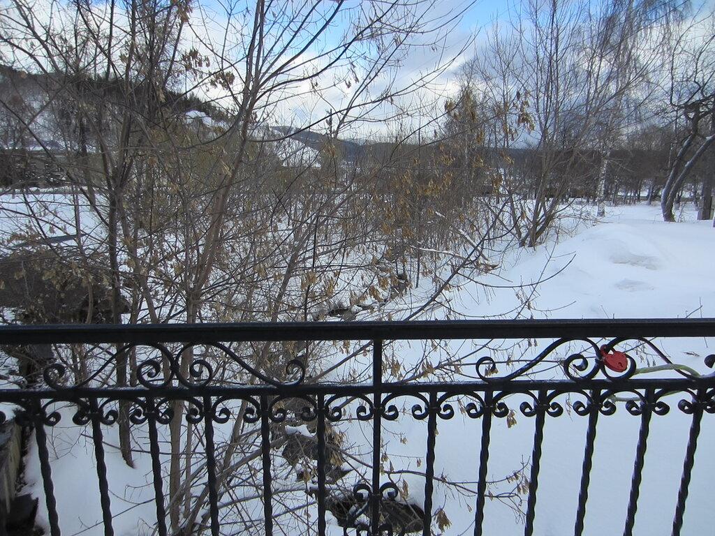 Вот она, речка, привлекшая внимание Сталина - Громатуха из Златоуста! (19.03.2014)