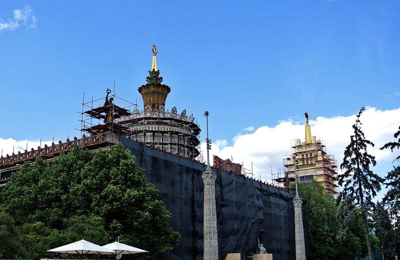 ВДНХ, лето 2014
