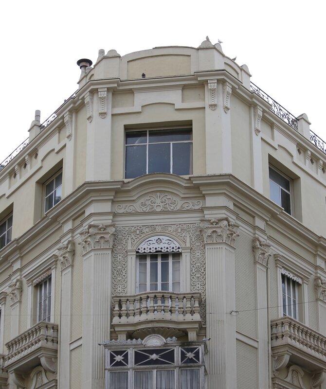 Кастельон-де-ла-Плана. Castellón de la Plana. Площадь Солнца, Plaza del Sol