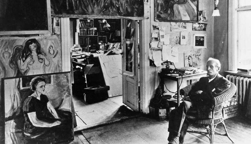 20. Эдвард Мунк (Edvard Munch)