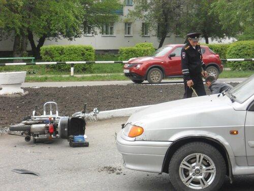 Авария на Заводской в Куйбышеве