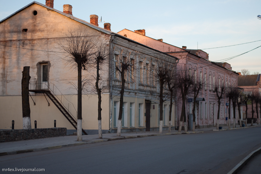 Россия, Себеж, архитектура Себежа