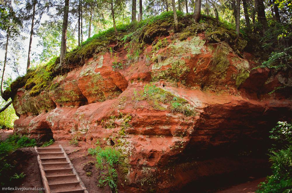 Пещеры на реке Грязна, Рождествено