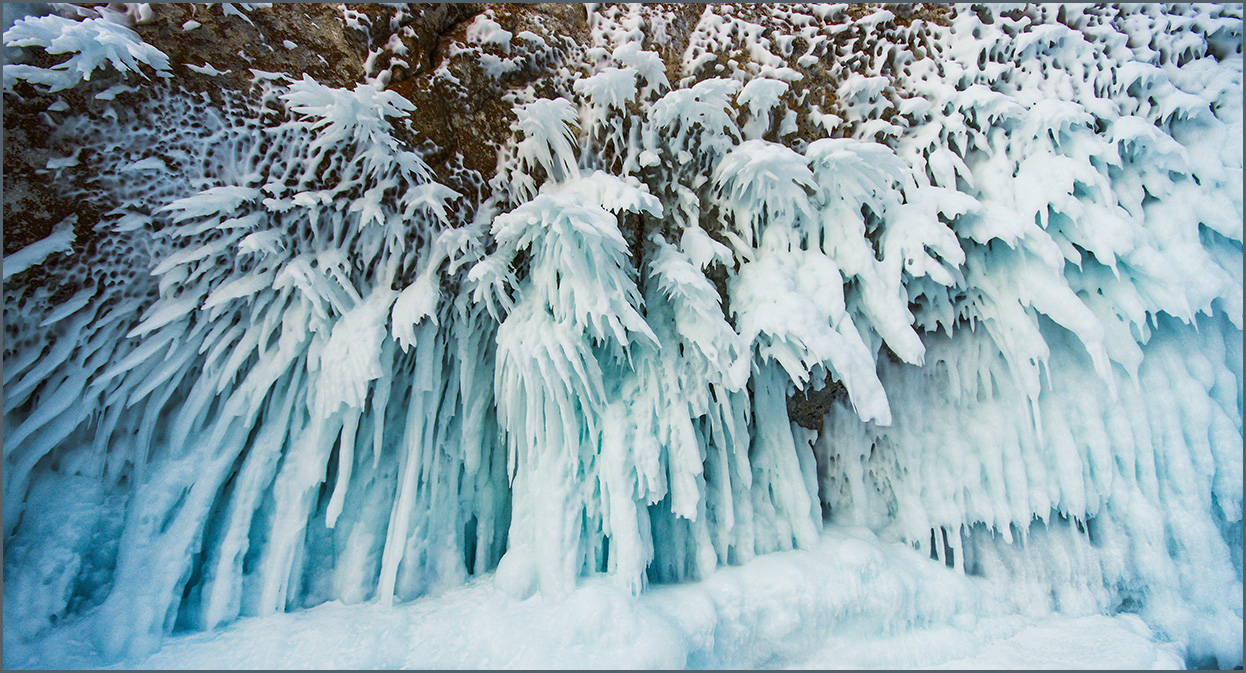 Лохматый лёд