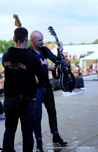 гитарист BrainStorm