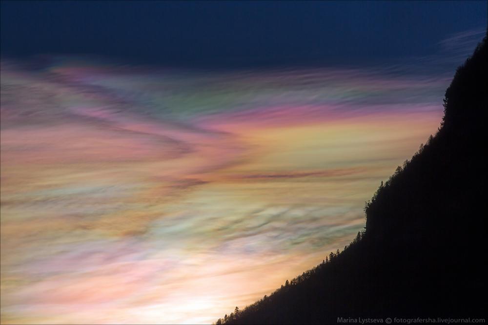 Небо в Доломитах