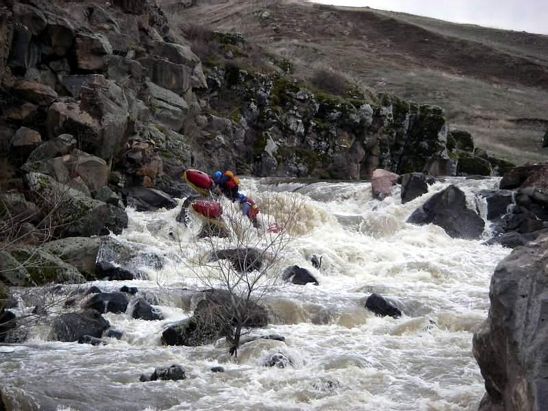 Река Паравани, озеро Паравани