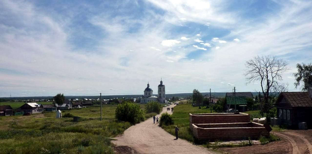 Путешествие по Лаишевскому району