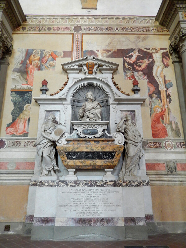 мемориал Галилео Галилея