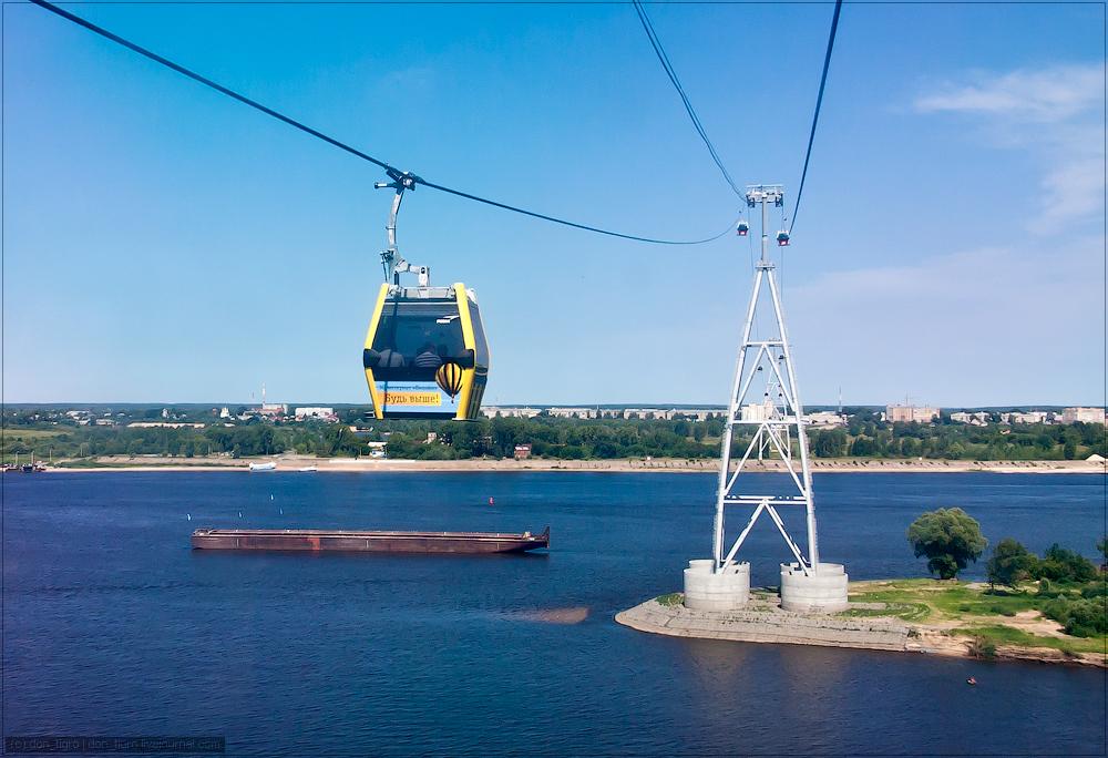 Канатная дорога Нижний Новгород Стоимость расписание