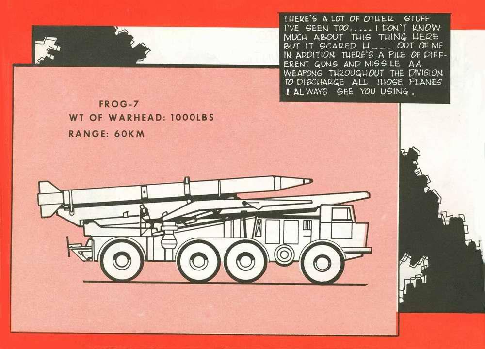 Общий вид тактического ракетного комплекса Луна-М