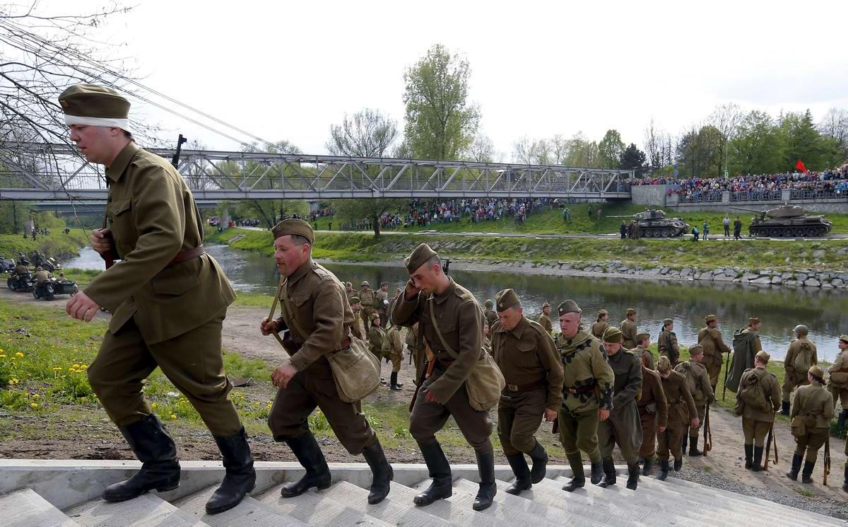 Освобождение чешской Остравы Советскими войсками: реконструкция событий весны 1945 года (2)