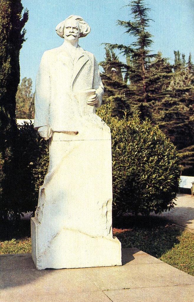 Как было раньше: фотографии Алушты в 1989 году фото 7