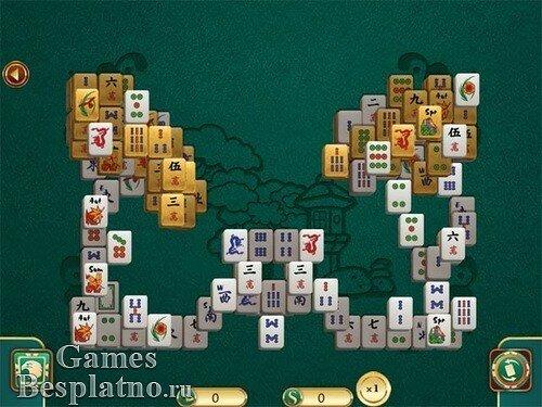 Маджонг. Мировой турнир 2