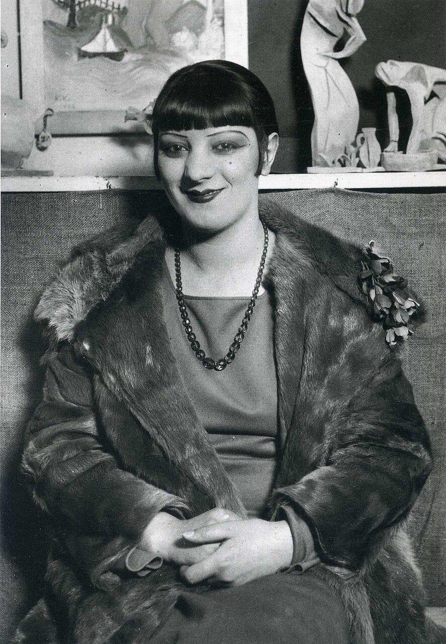 1927. Париж. Кики с Монпарнаса