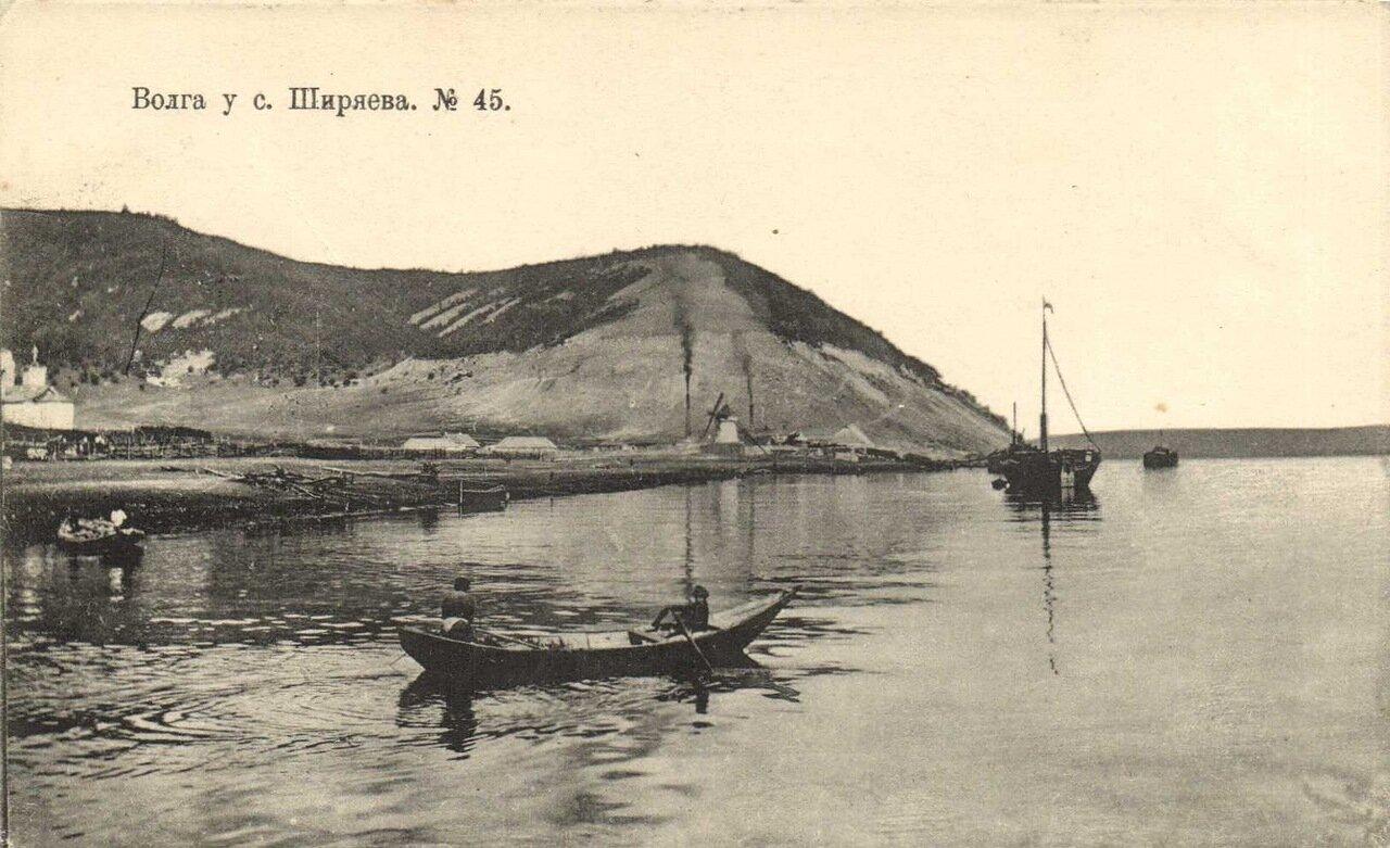 Волга у села Ширяево