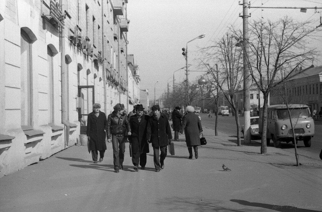 1982. Проспект Ленина