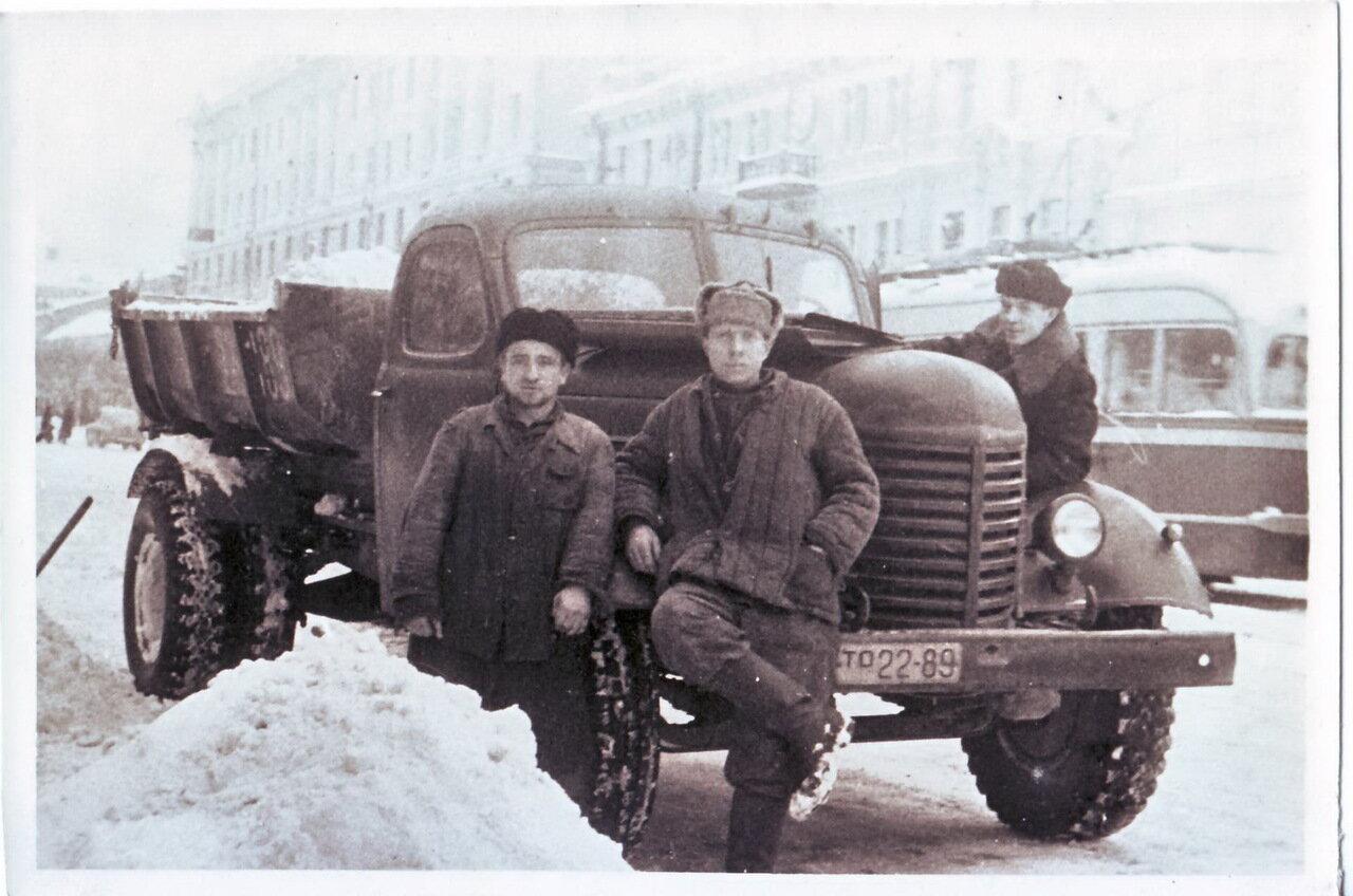1960-е. Зима