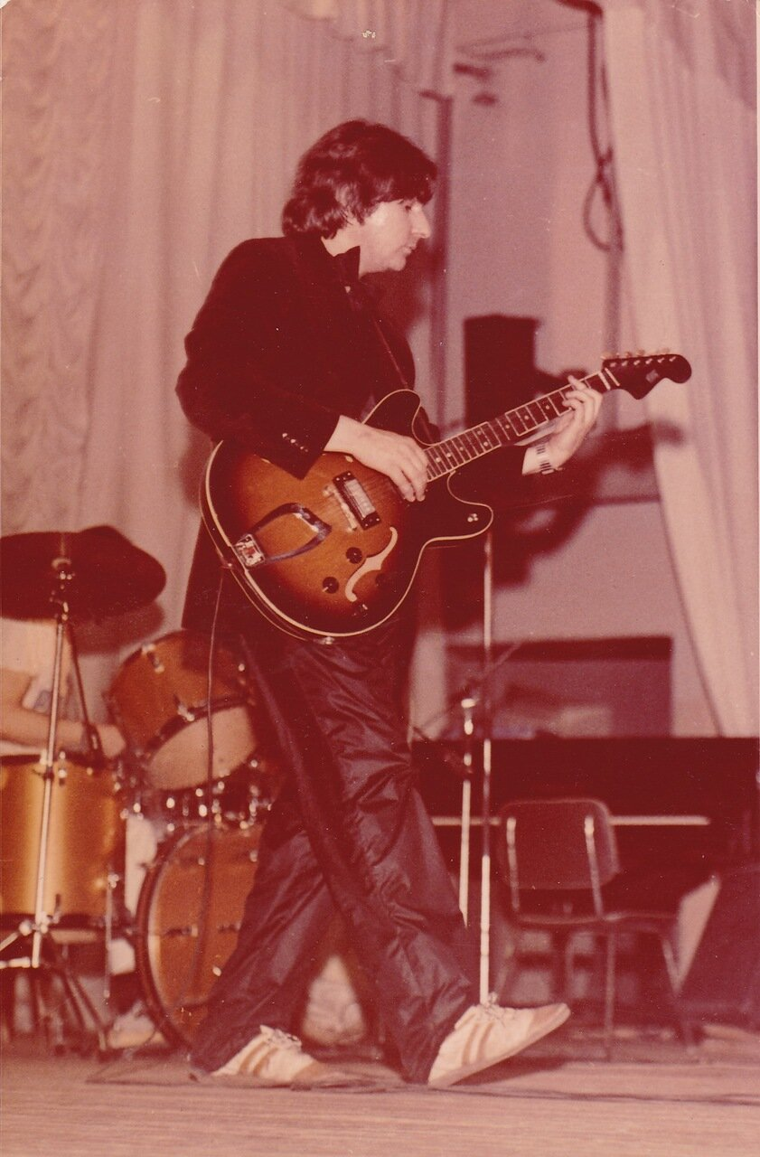 1986. Майк Науменко в Ангарске