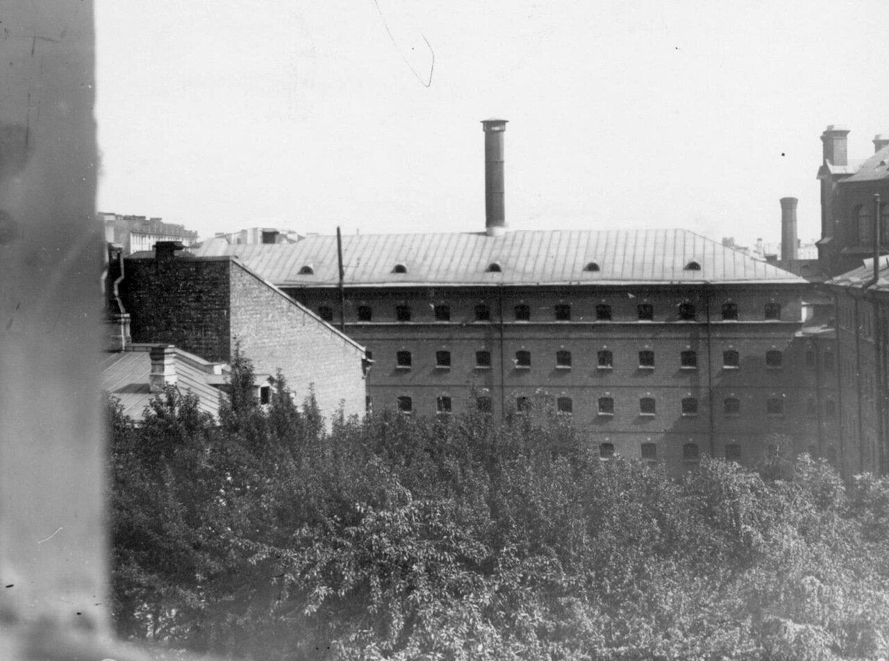 Корпус тюрьмы, в котором были заключены депутаты Первой Государственной думы, осужденные на 3 месяца тюремного заключения за подписание Выборгского воззвания