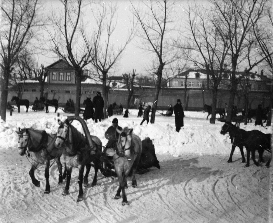 673. Девичье поле. 1905