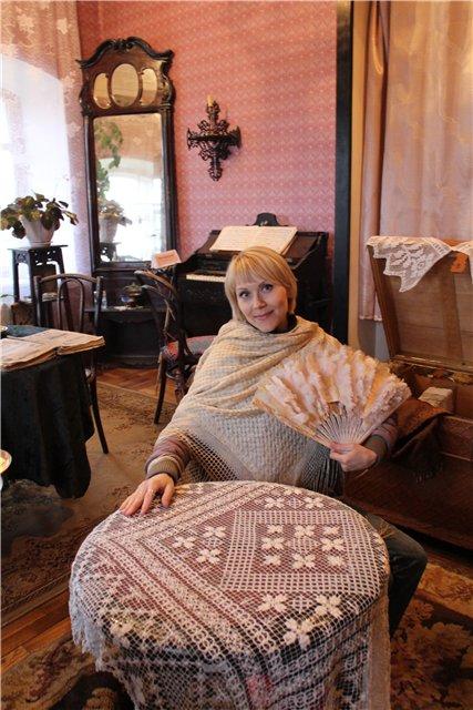 Наталья Паксютова рассказывает об Уржуме