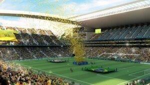 ЧМ по футболу начнётся с трогательной сцены