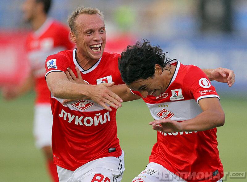«Крылья Советов» vs «Спартак» 1:2 Премьер-лига 2013-2014 (Фото)