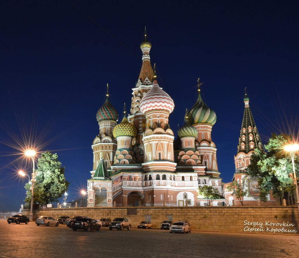 Храм Василия Блаженного №1