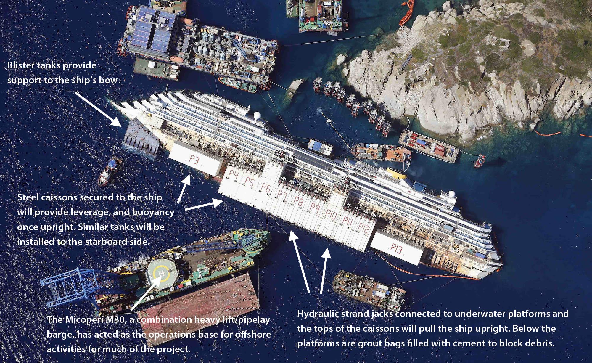 ITALY-COSTA/SHIP