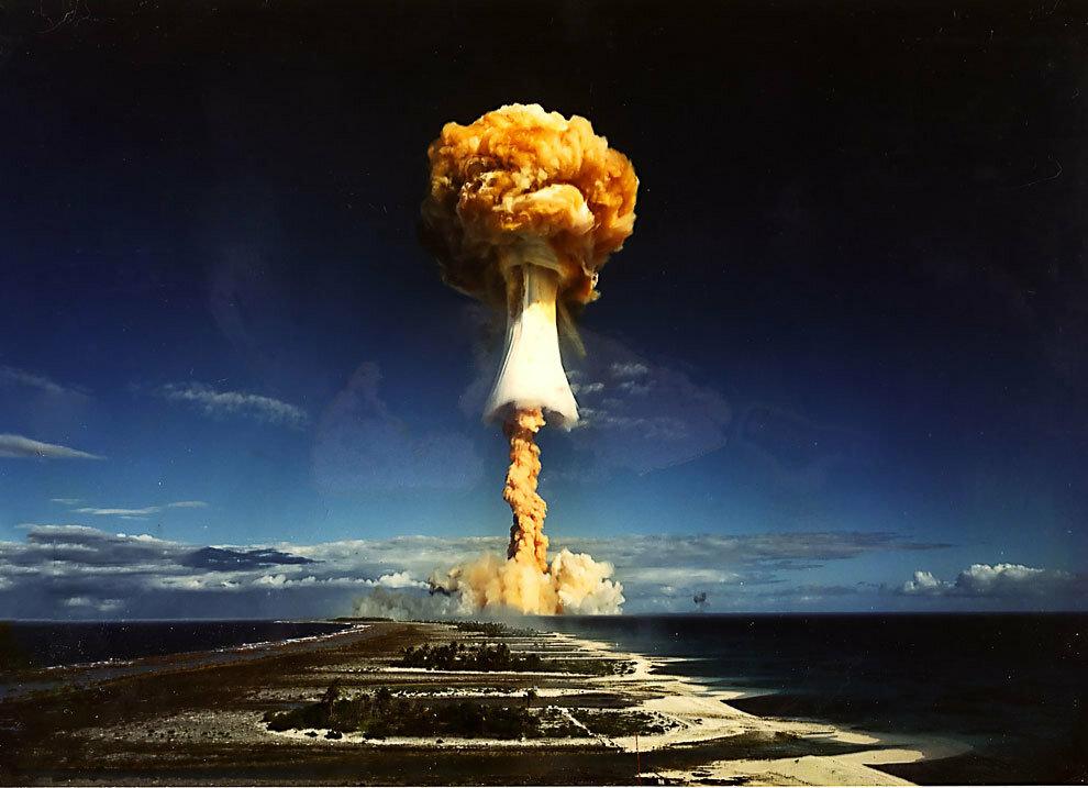 Что такое мирный ядерный взрыв СССР и США Мастерок жж рф