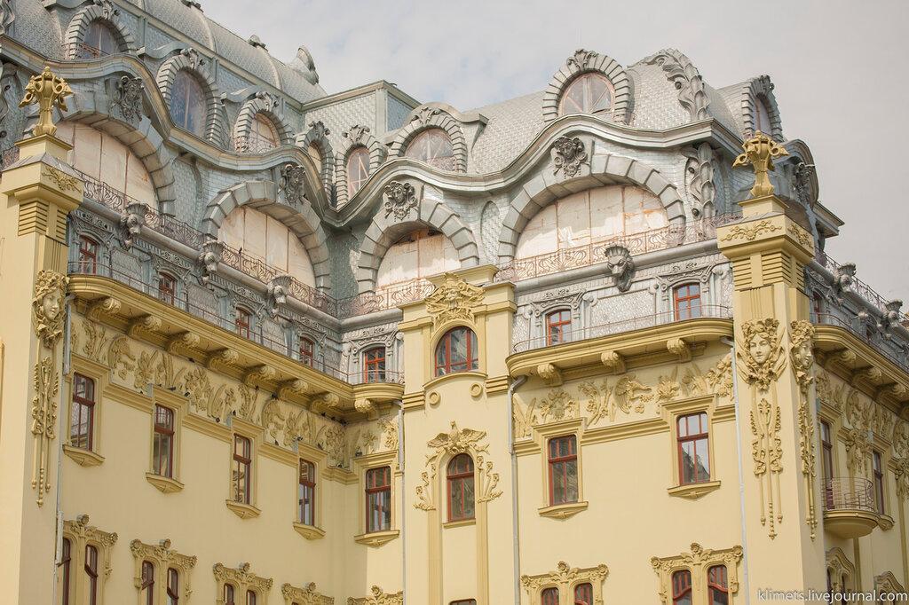Архитектура старой Одессы