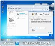 Windows 7 Ultimate SP1 64bit Loginvovchyk + Soft