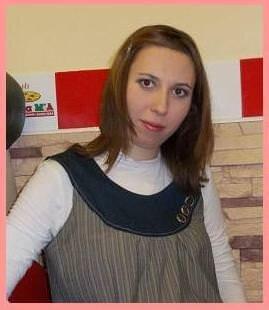 Харланова Юлия  и красивые волосы