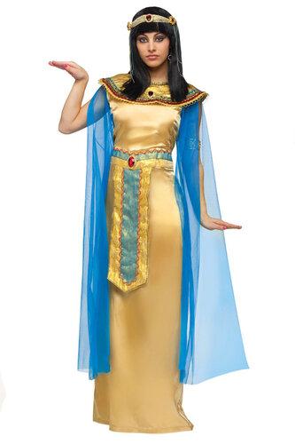 Женский карнавальный костюм Клеопатра