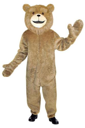Мужской карнавальный костюм Медведь