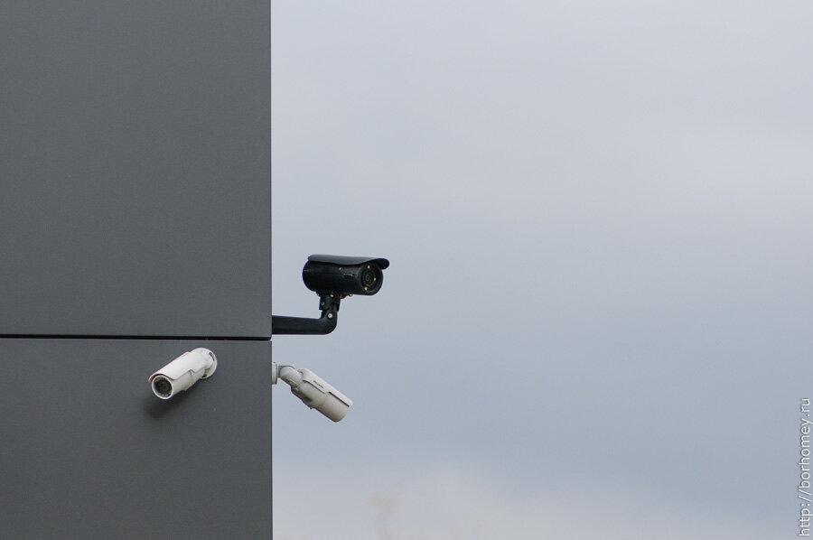 камеры в сарове
