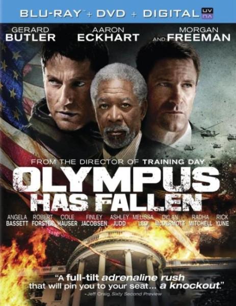Падение Олимпа / Olympus Has Fallen (2013) BD-Remux + BDRip 1080p/720p + HDRip