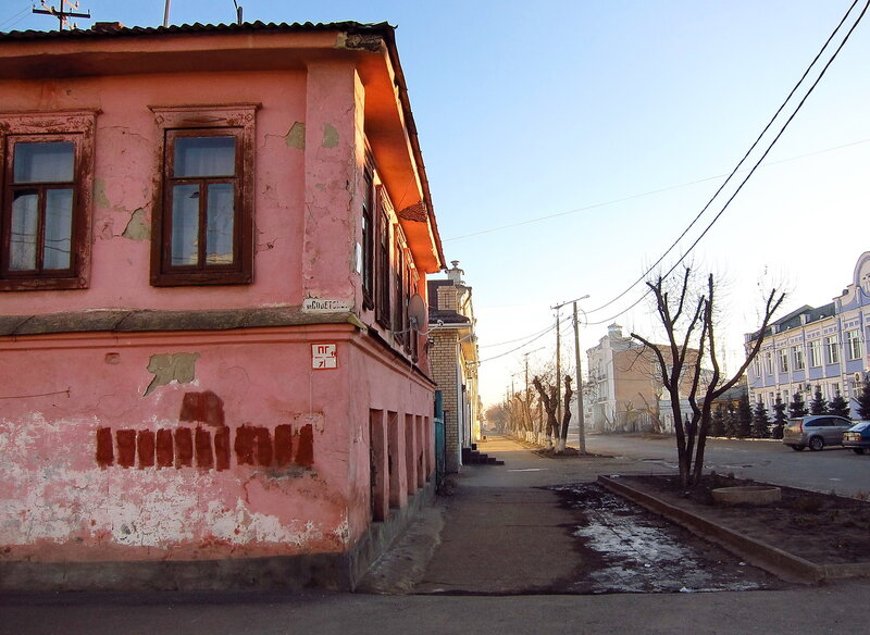 Архитектура Троицка (11.03.2014)