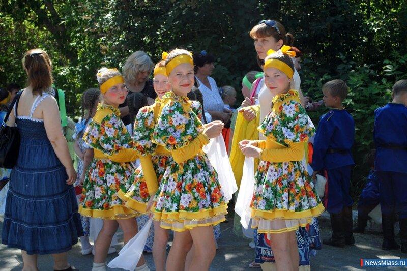 Бажовский фестиваль (02.07.2013)