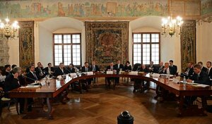 Prezydenci Państw Grupy Arraiolos w Krakowie