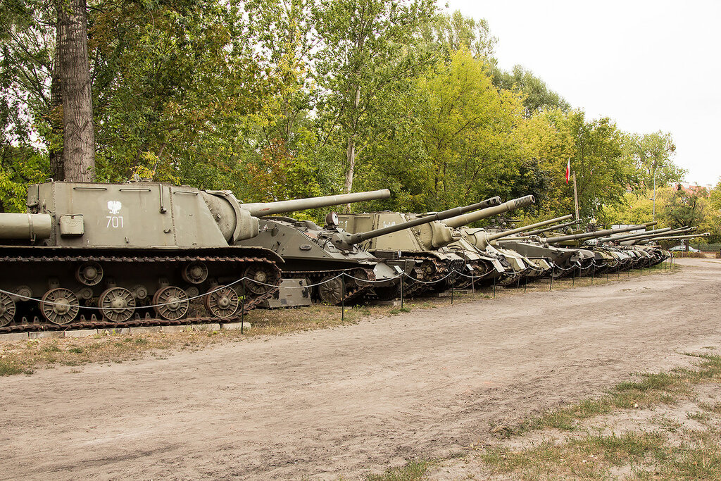 Museum of Polish Military Technology