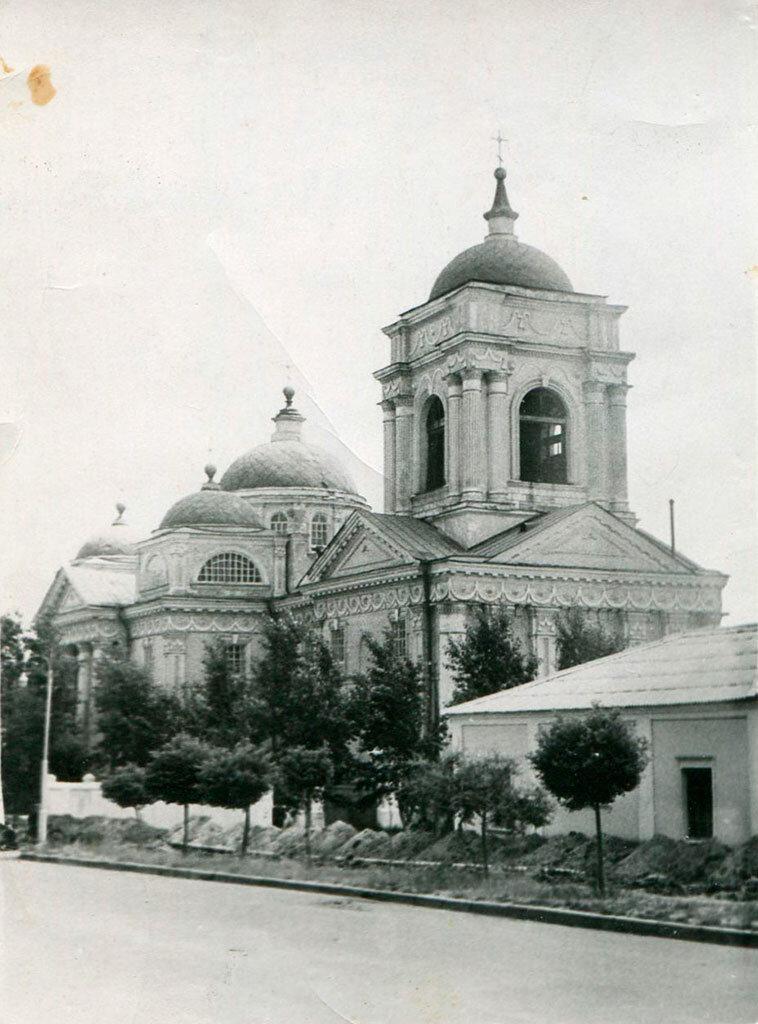 Преображенский кафедральный собор, Белгород