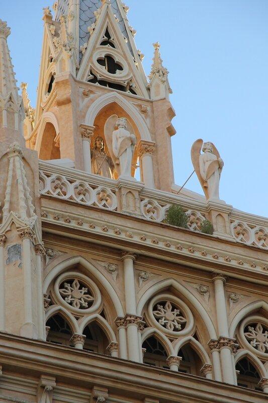 Малага. Церковь Святого Сердца (Iglesia del Sagrado Corazón)