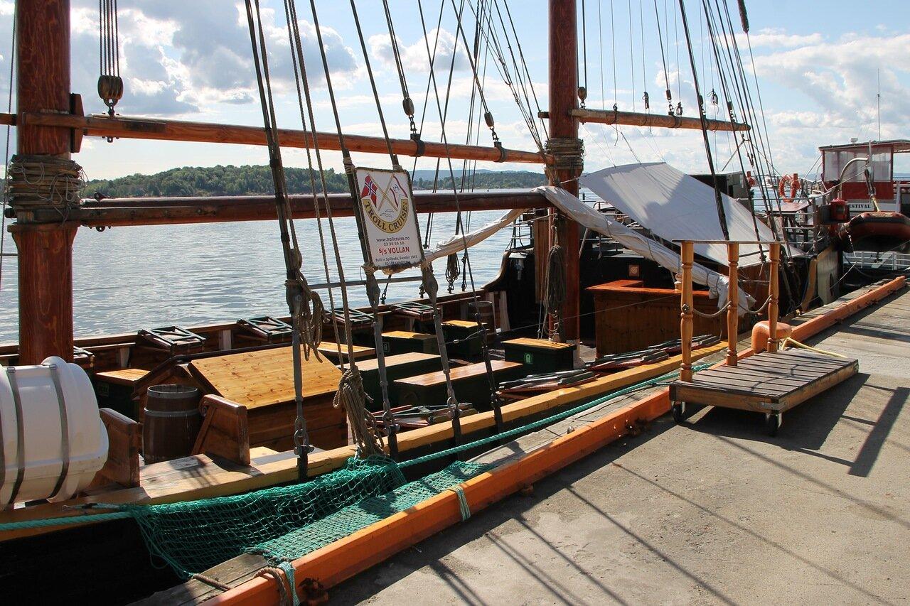 Осло, гавань, Oslo, harbor,