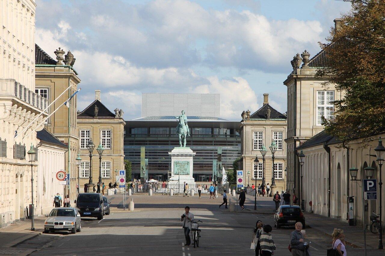 Копенгаген, Амалиенборг